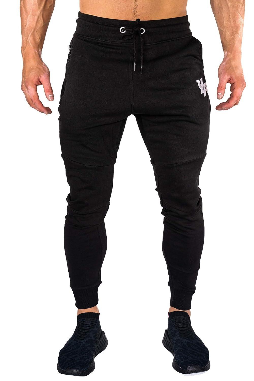 6f741ff2e2e39 Amazon.com: YoungLA Jogger Pants for Men Slim Fit Workout Sports Activewear  Gym 202: Clothing