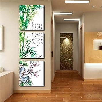 60 * 60 * 2.5 cm Hanging peintures moderne passerelle minimaliste ...