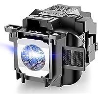 ABITAN ELP-LP88/ V13H010L88 Replacement Lamp for ELPLP88 for Epson Powerlite Home Cinema 2045 2040 1040 740HD 640 EB-X31…