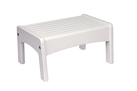 Surprising Wildkin Slatted Step Stool Step Stool Features Slatted Design To Prevent Slipping Compliments Any Home Decor Perfect For Giving Kids And Adults A Forskolin Free Trial Chair Design Images Forskolin Free Trialorg