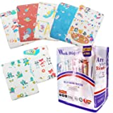TEN@NIGHT Adult Baby Brief Diapers ABDL Printed