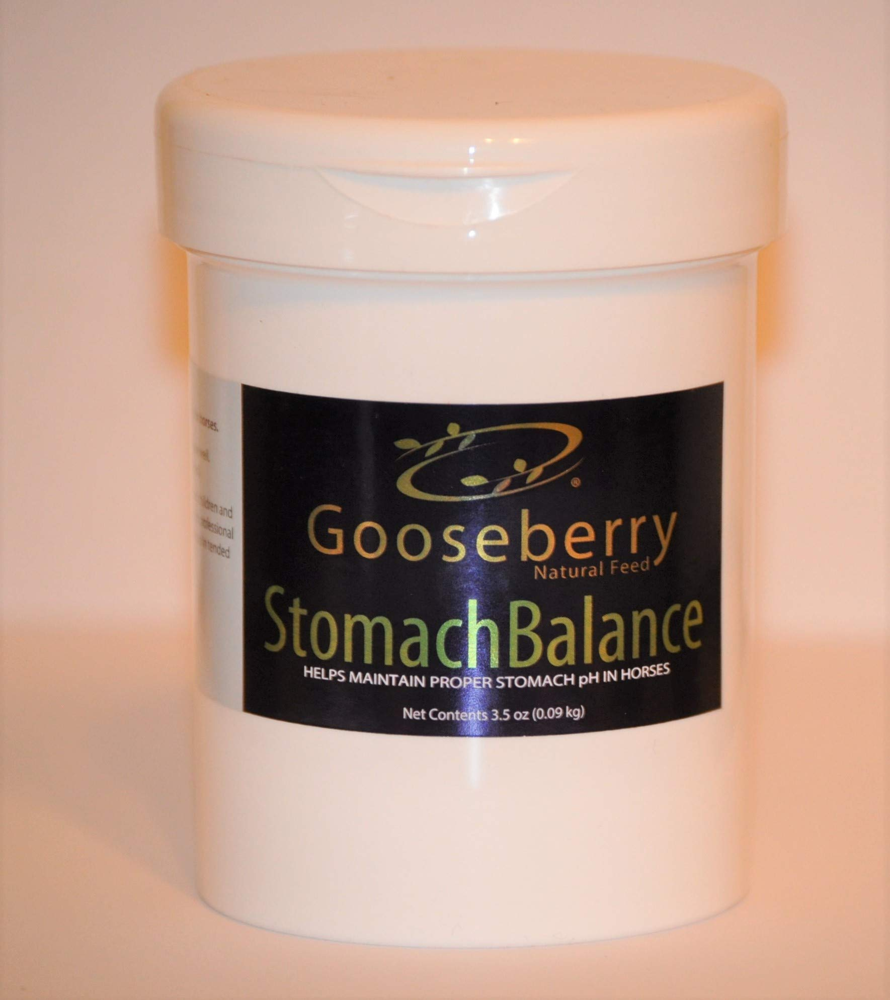 Gooseberry for Horse Stomach Balance for Ulcer_Guard, pH Balance, Upset Tummy Problems