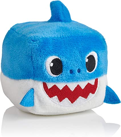 By WowWee Baby// Daddy// Mommy Shark Pinkfong Baby Shark Official Song Doll