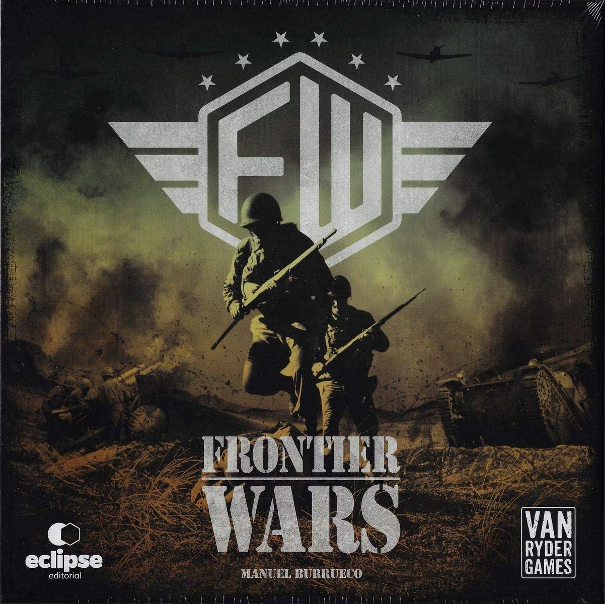 Strategic Wargame Frontier Wars: Amazon.es: Juguetes y juegos