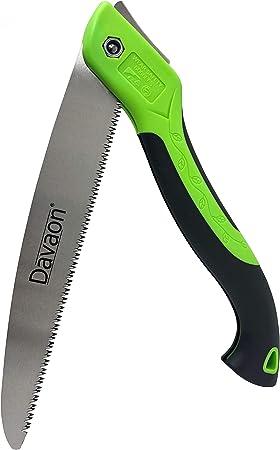 Davaon Pro Wood Cutting Folding Pruning Saw - Best Multi-Functional Pruning Saw