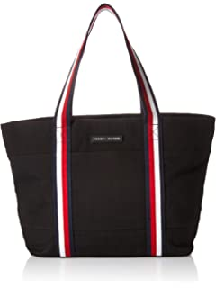 tommy hilfiger holly canvas tote