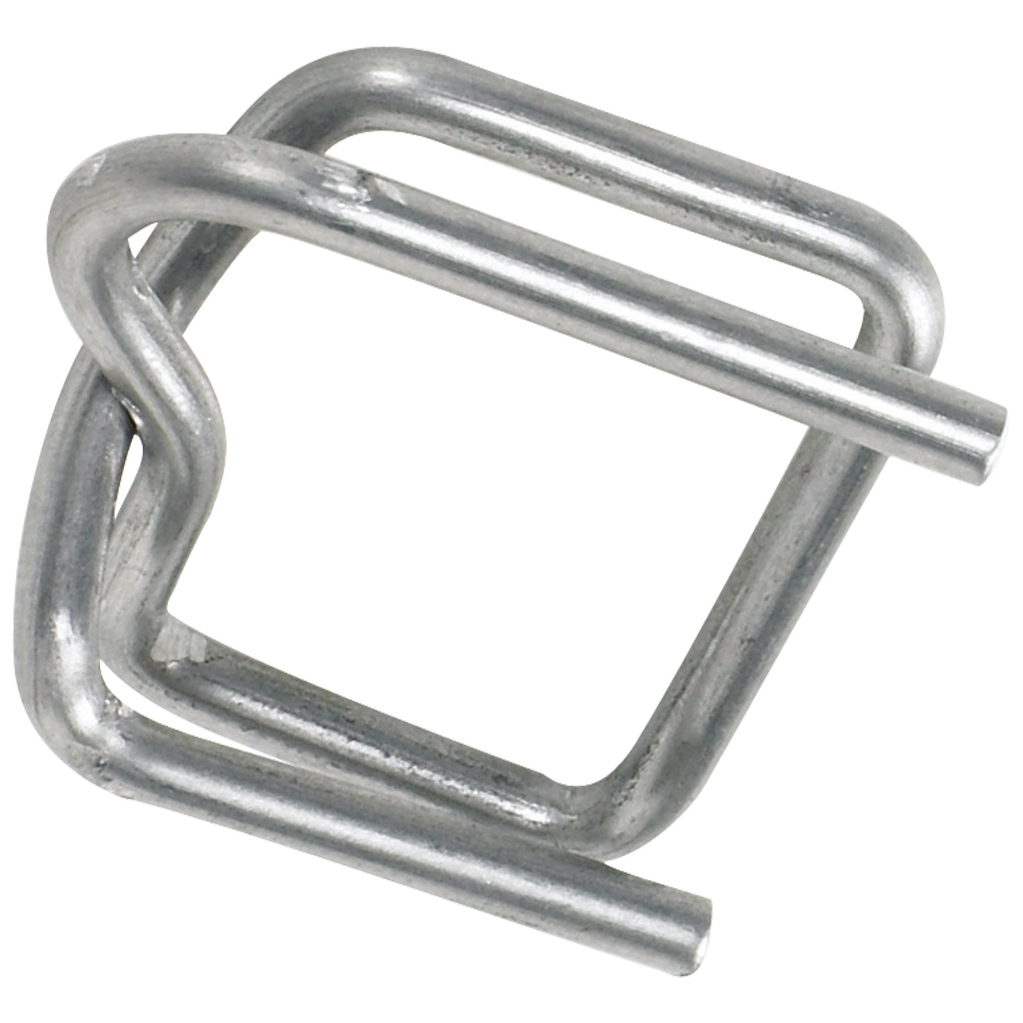 Aviditi PS12BUCK Wire Poly Strapping Buckle, 1/2'' Length (Case of 1000) by Aviditi