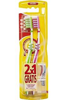Binaca - Cepillos de dientes, pack de 2