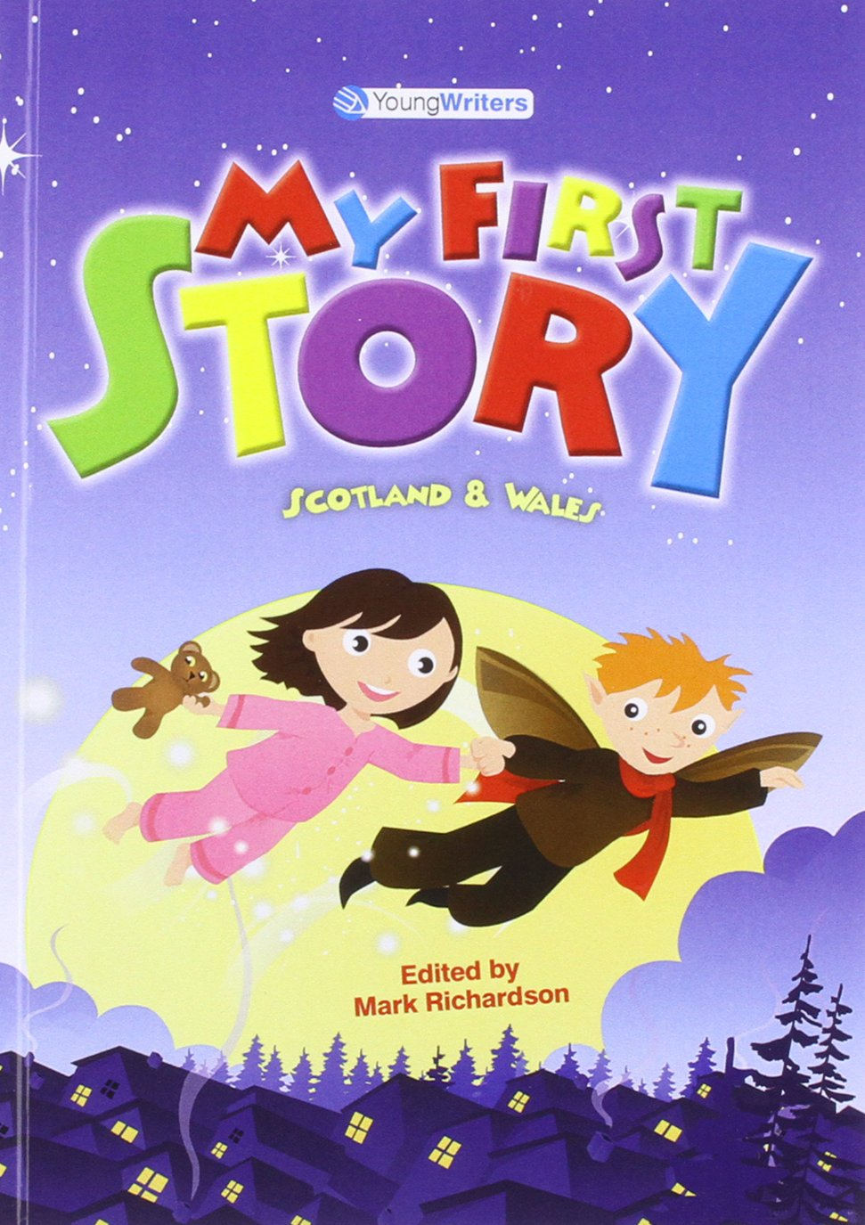Read Online My First Story - Scotland & Wales PDF