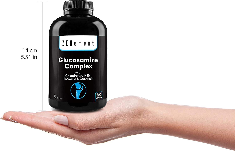 capace de condroitină glucozamină 0,32 g 60