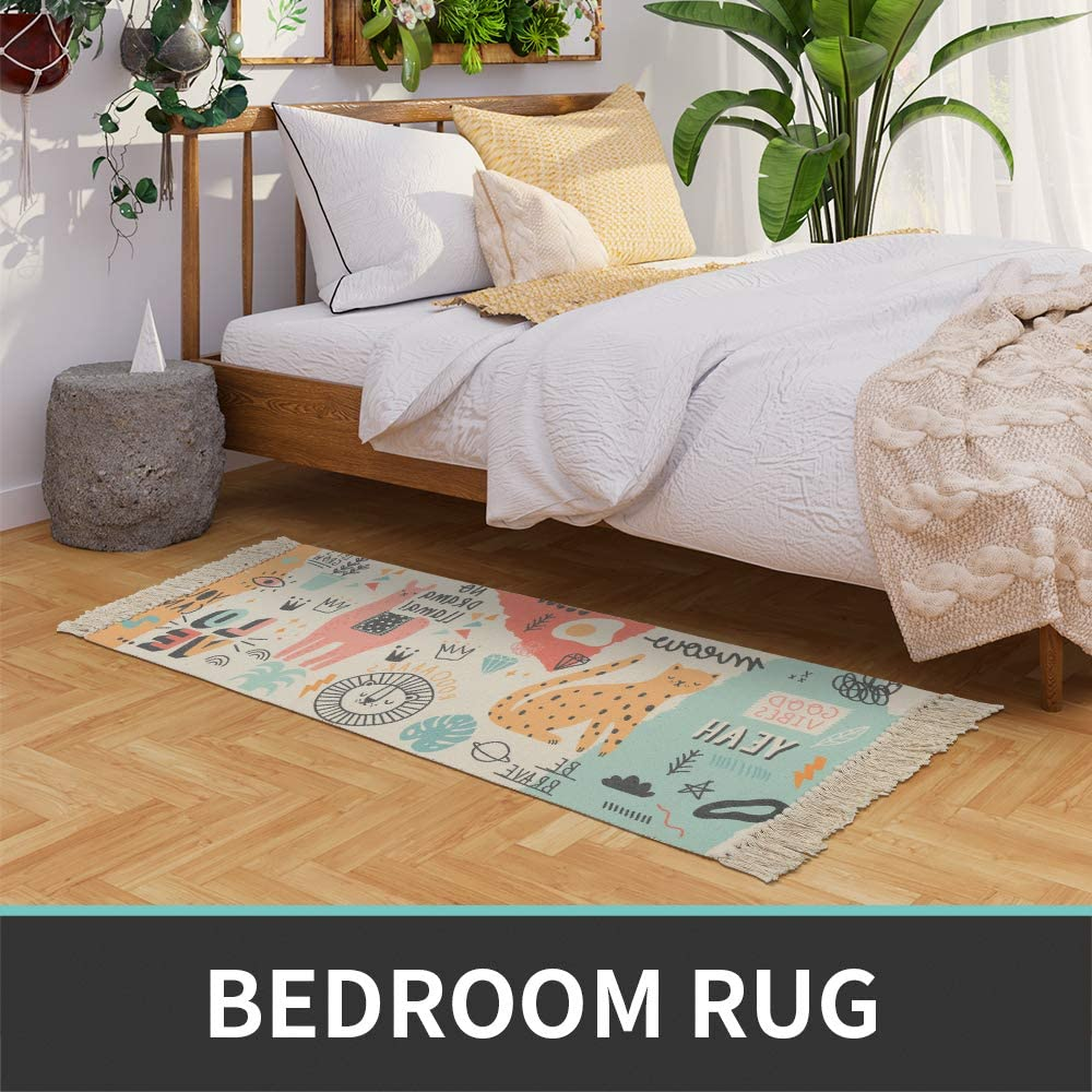 Free Amazon Promo Code 2020 for Rug Runner Non Slip Washable for Bedroom