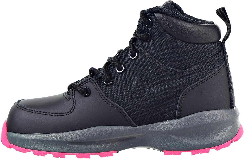 PS Boots Black//Hyper Pink 859413-006 Nike Manoa Little Kids