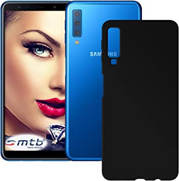 mtb More Energy® Funda para Samsung Galaxy A7 2018 (Duos) SM-A750 ...