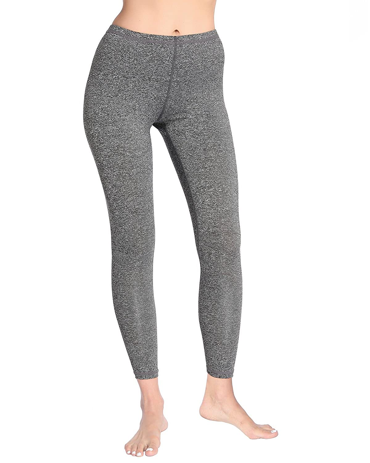 SOUTEAM High Waisted Leggings-20 Colors-Super Soft Full Length Opaque Slim