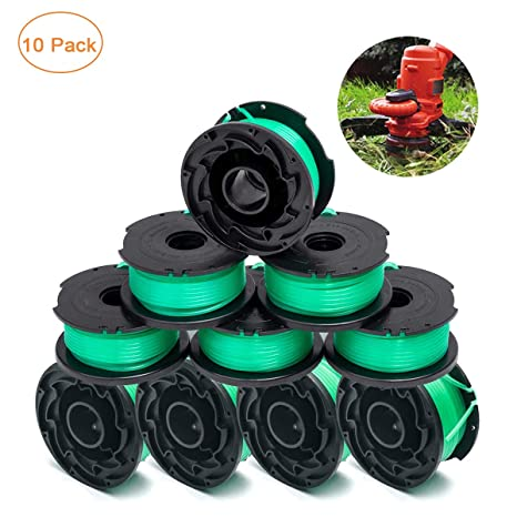the cheapest huge discount good looking Amazon.com : Bronkey Replacement Trimmer Line Edger Spool ...
