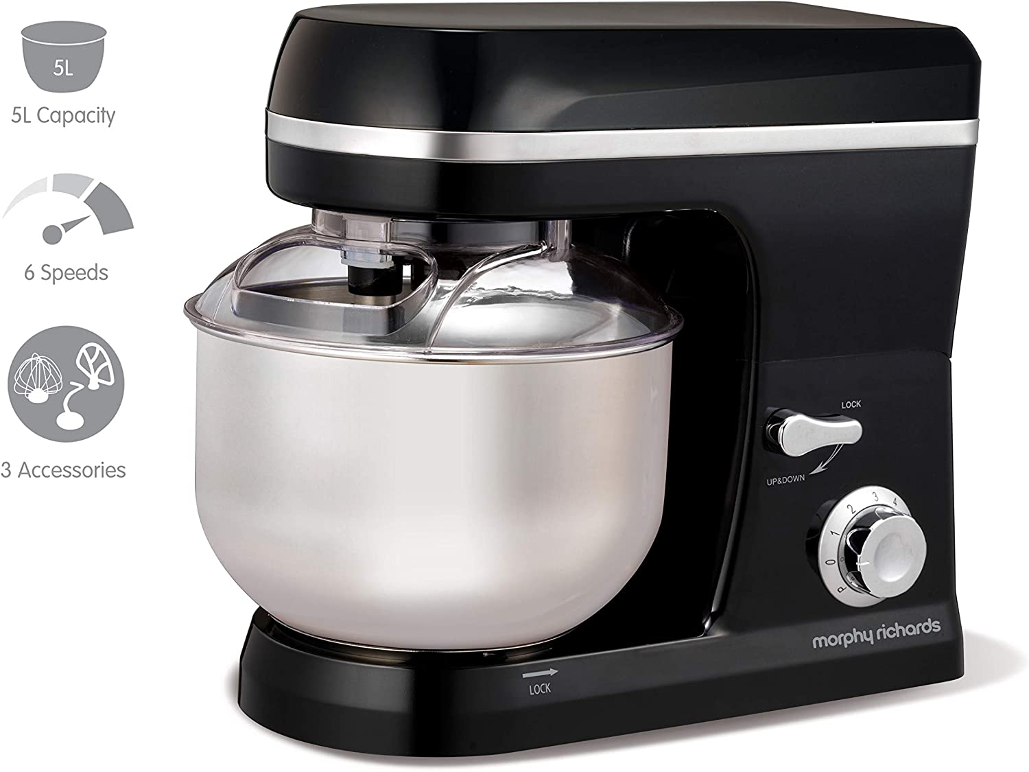 Morphy-Richards-Accents-Black-Stand-Mixer