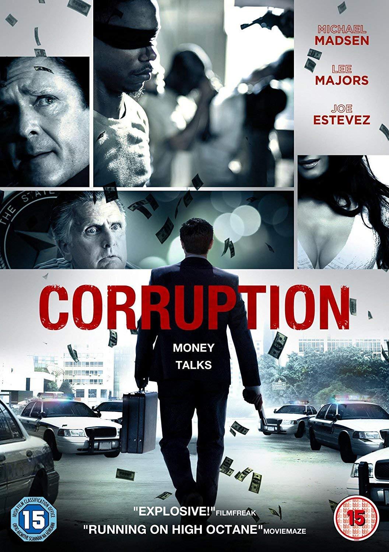 Corruption [DVD] [Reino Unido]: Amazon.es: Michael Madsen ...