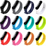 honecumi Colorful Strap Replacement for Mi Band...