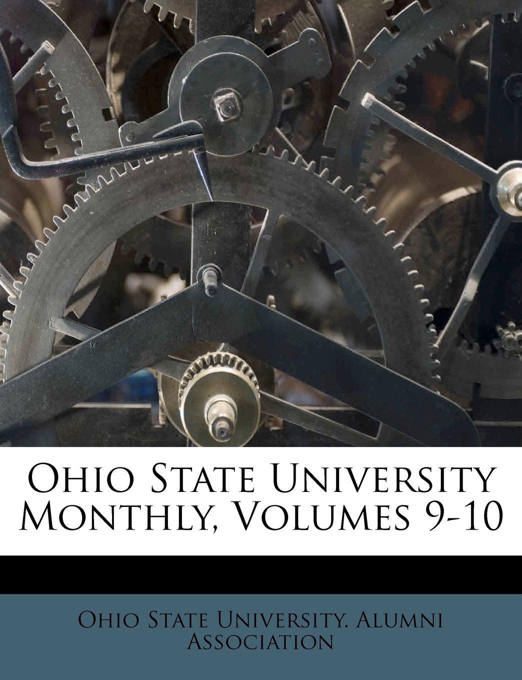 Download Ohio State University Monthly, Volumes 9-10 ebook