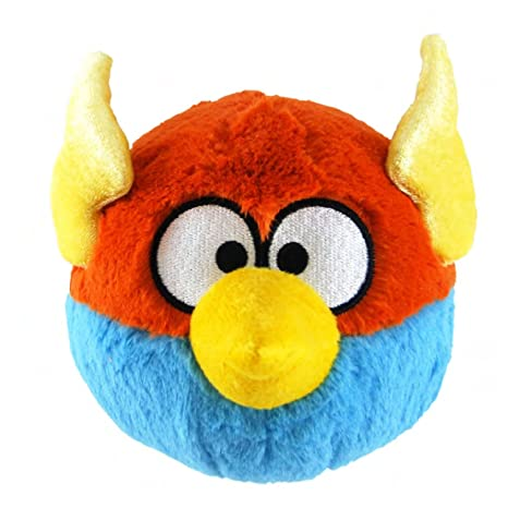 Angry Birds Space 8-Inch Blue Bird with Sound