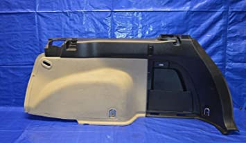 2005-2009 Subaru Legacy GT Quarter Panel Trim Right Passenger 05-09