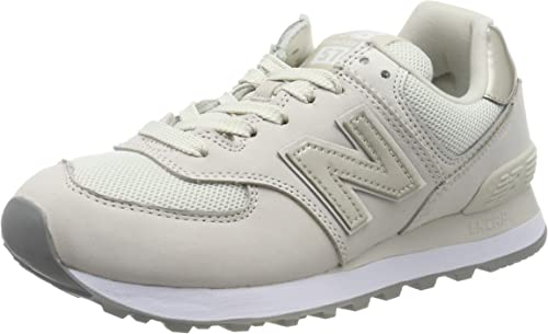 New Balance Damen 574v2 Sneaker, beige