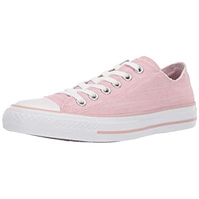 Converse Women's Chuck Taylor All Star Frayed Low Top Sneaker | Fashion Sneakers