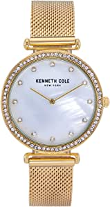 Kenneth Cole Women 's KC50927003 Quartz Gold Watch