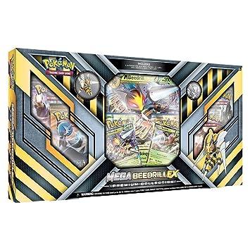 Pokémon POK80169 TCG, Juego de Cartas, Colección Premium de ...