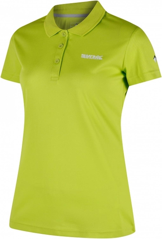 Regatta Damen Poloshirt Womens Maverick Iv Quick Drying Active