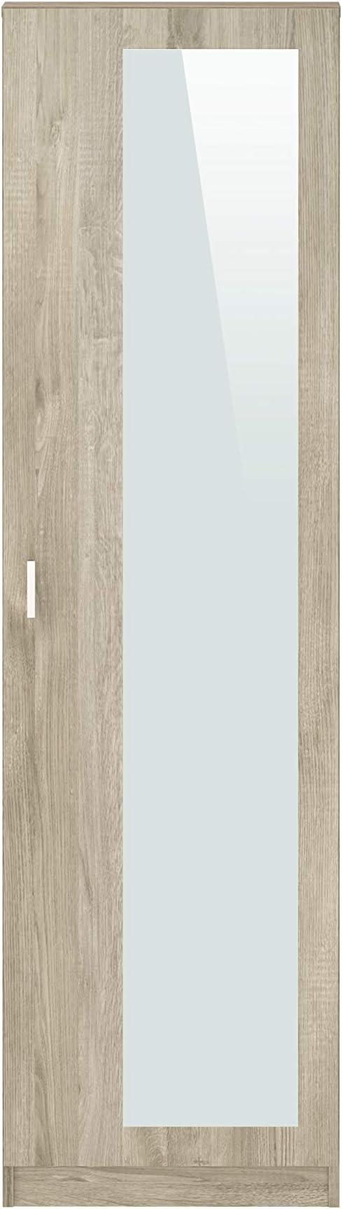 Marca Amazon - Movian Indre Modern - Armario zapatero de 1 puerta ...