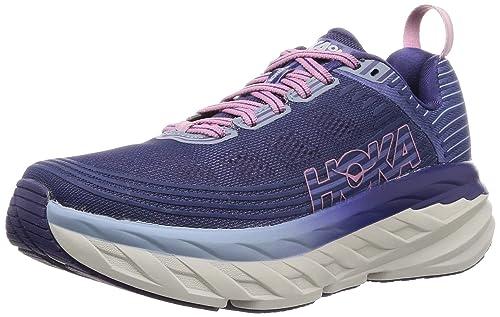 37517b789a41f Hoka One One Women's Bondi 6 Running Shoe: Amazon.ca: Shoes & Handbags