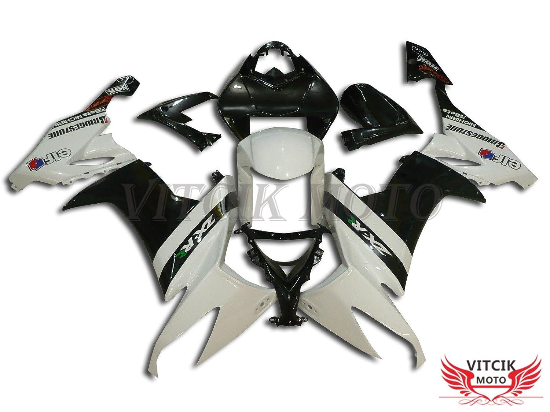 Amazon.com: VITCIK Fairing Kits Fit for Kawasaki ZX-10R ...
