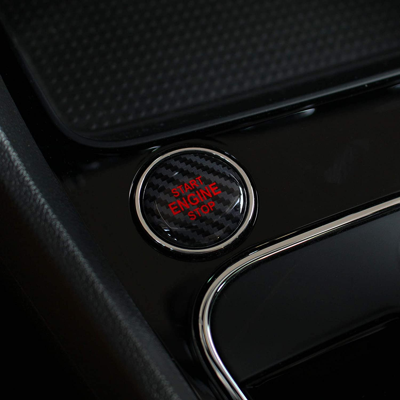 Finest Folia Autocollant avec bouton de d/émarrage en gel pour bouton de pression et bouton de d/émarrage