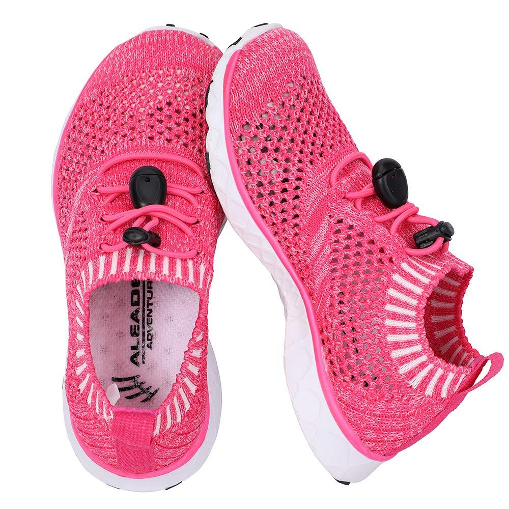 ALEADER Kids Slip-on Quick Dry Water Shoes Toddler//Little Kid//Big Kid