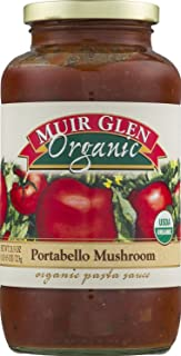 product image for Muir Glen Portabello Mushroom Pasta Sauce, 25.5-ounce (Pack of 6)
