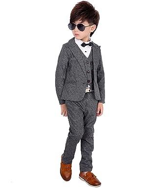 ad469dad3bed9 VIYOR 男の子 スーツ 卒業式 入学式 スーツ キッズ ジュニア 子供スーツ 入園式 発表会