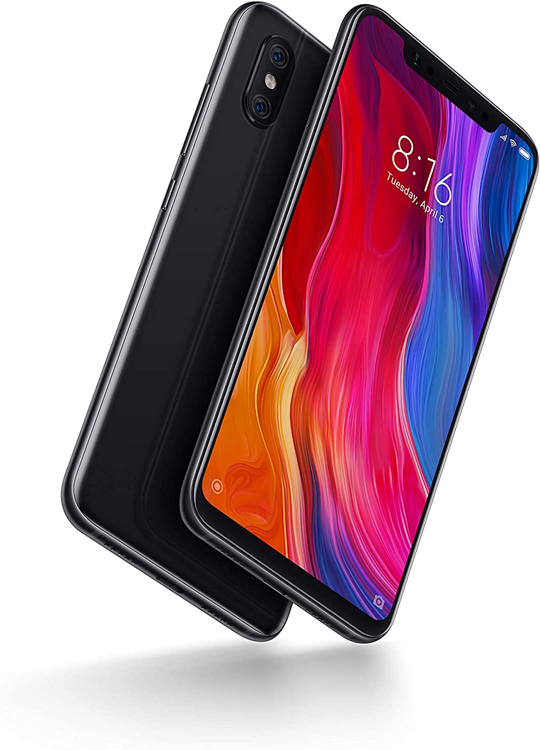 Xiaomi Mi8-6GB RAM and 64GB Storage 6.21-Inch Android 8.1 UK ...