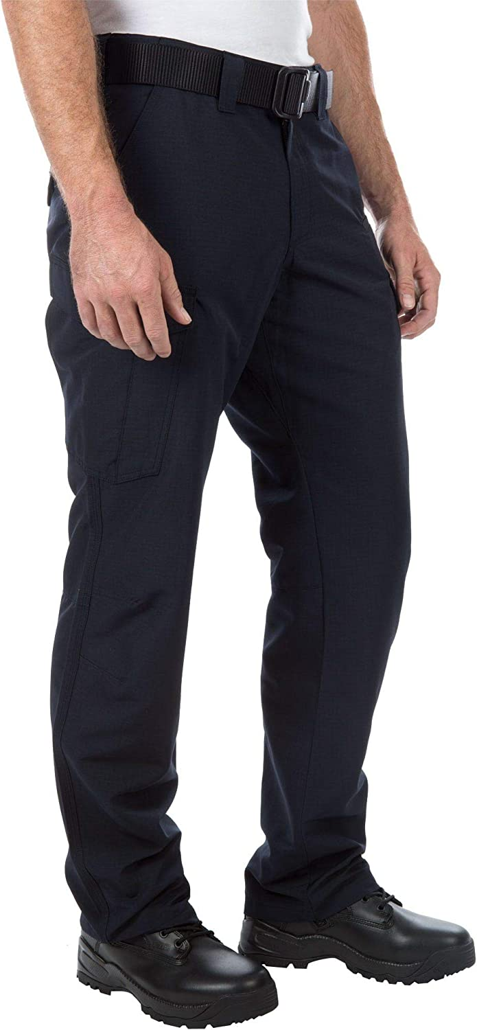 Water-Resistant Finish Dual Magazine Pockets Style 74439 5.11 Tactical Mens Fast-Tac Cargo Pants