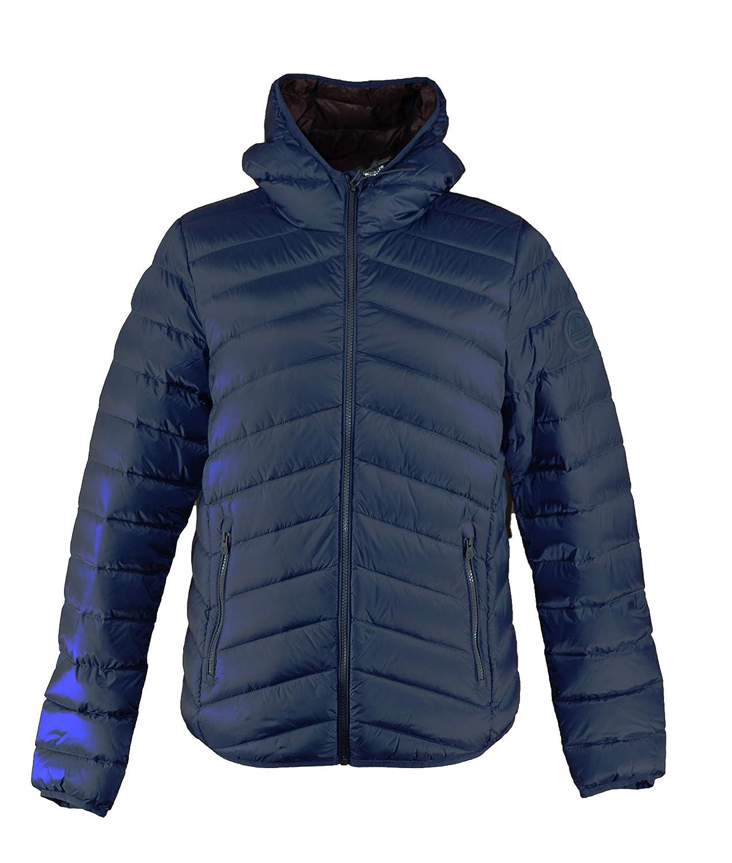 Giacca Napapijri Aerons Hood 1 blu navy