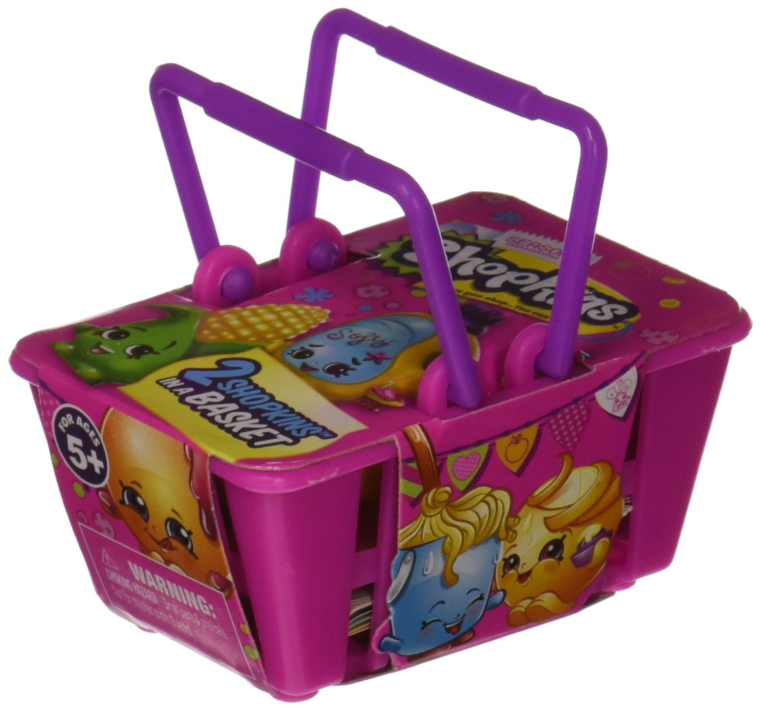 Shopkins Shopping Basket Season 2 Case of 30