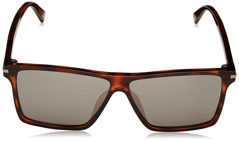 eba15469f6 Marc Jacobs Uomo 222/S T4 581 58 Occhiali da sole, Nero (Havana ...