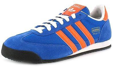 adidas dragon trainers blue