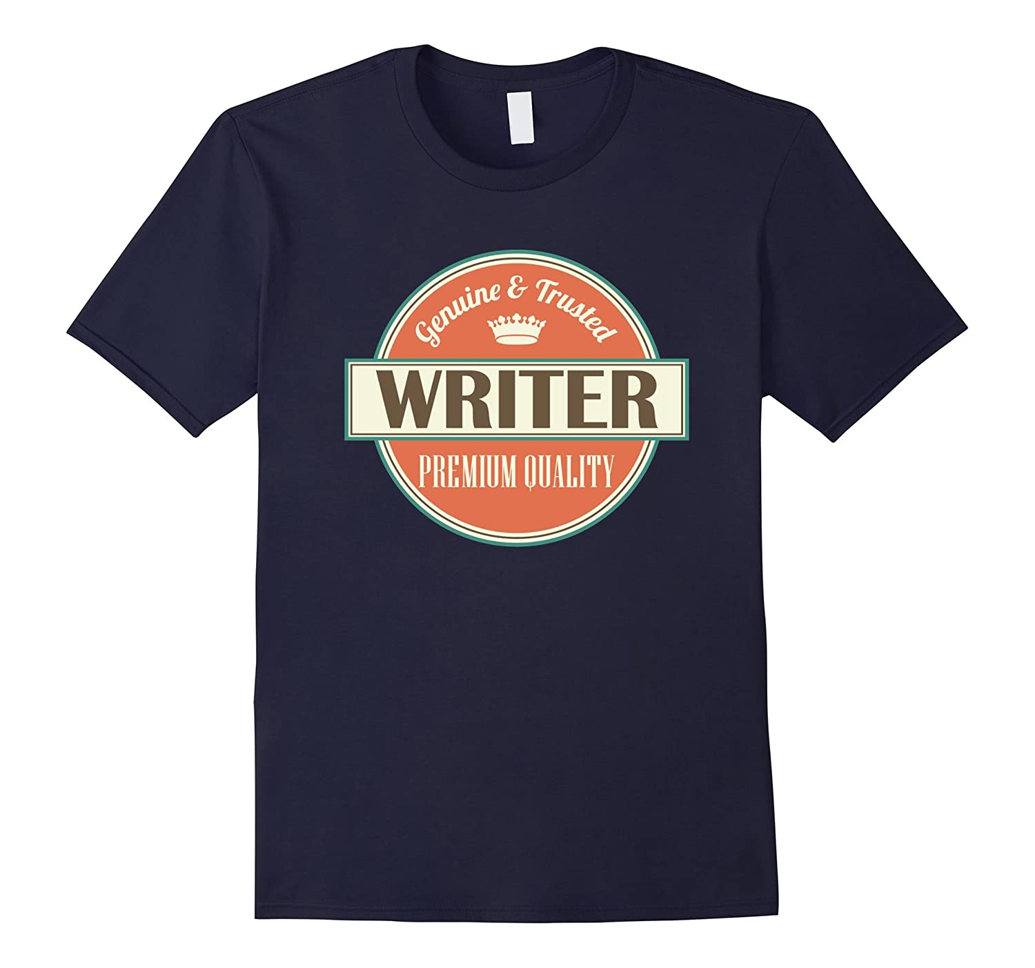 Writer T-shirt Funny Author Journalist Occupation Gift Tee-BN