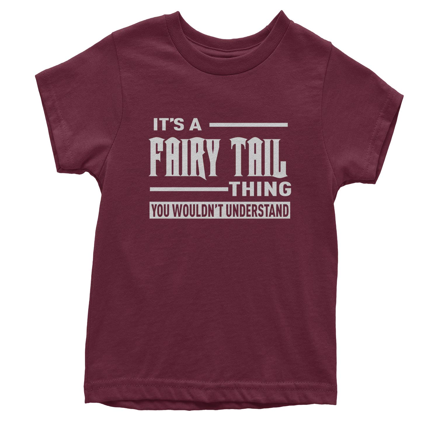 Expression Tees Its A Fairy Tail Thing Youth T-Shirt