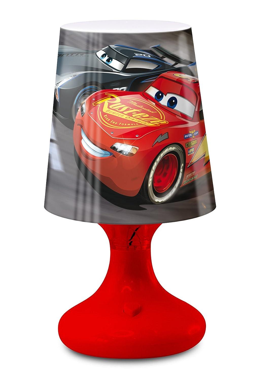 Mini Lamp bedside LED CARS 19 cm - red Lag3 .