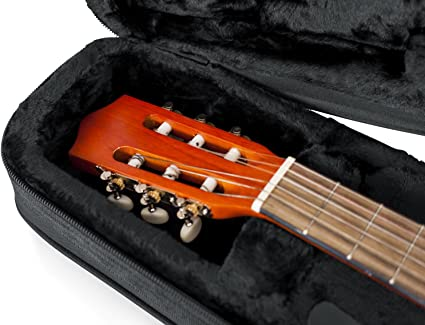 Gator GL-CLASSIC - estuche para Guitarra clasica: Amazon.es: Instrumentos musicales