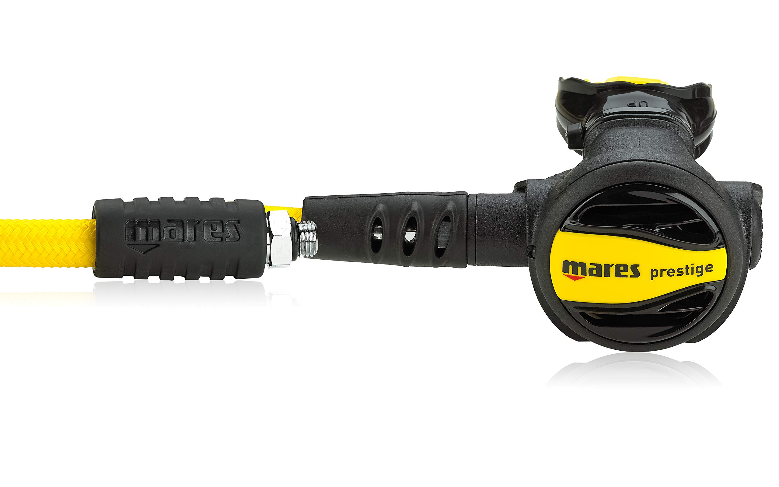 Mares MV Octopus Diving Regulator (Prestige Octo, Yellow)