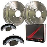 For 1996-2005 Toyota RAV4 Brake Drum Rear Centric 85437XK 2001 1998 1999 2003