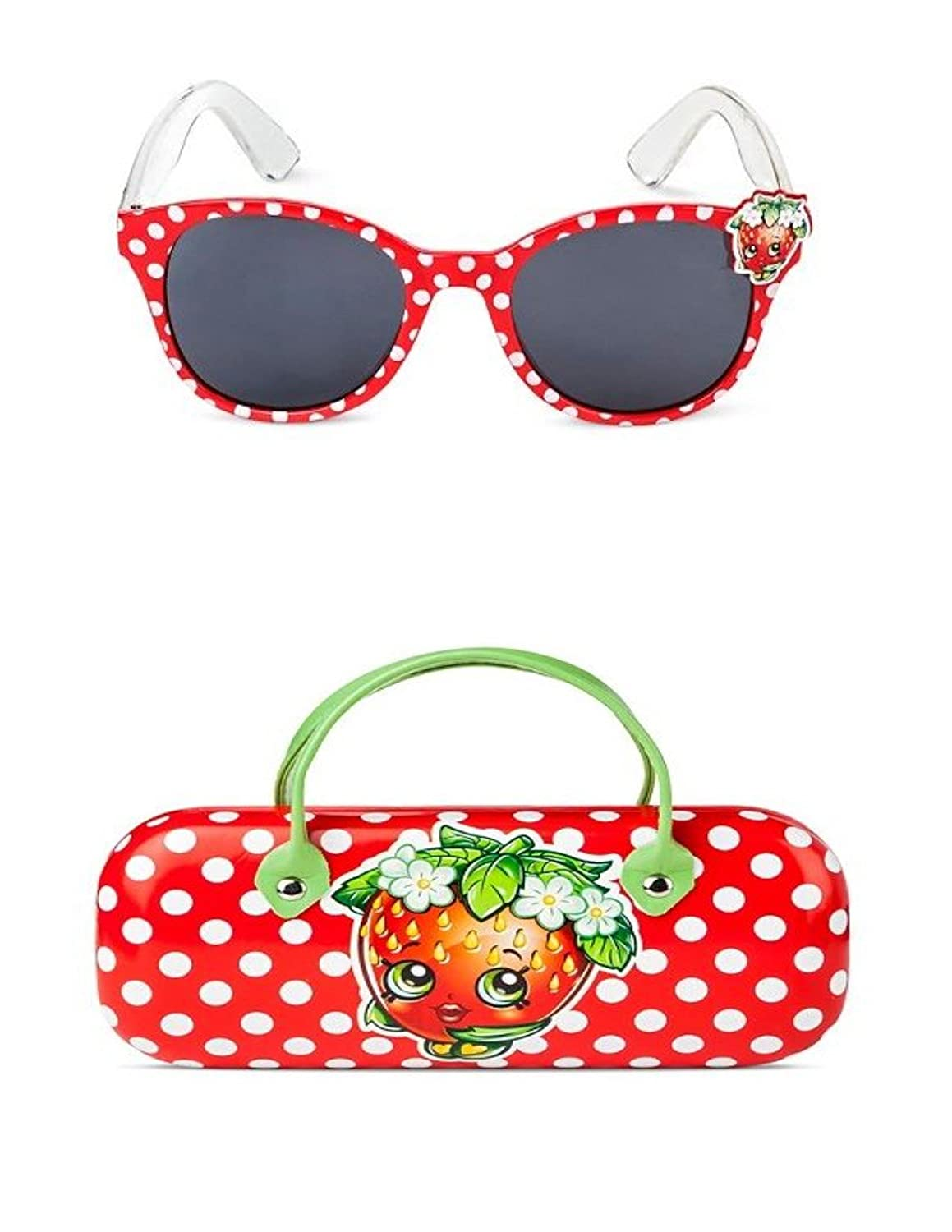 Shopkins Girls Sunglasses and Case